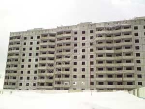 Комплектация крупнопанельных жилых домов приточными клапанами КПВ-125.